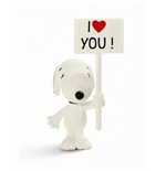 Peanuts Figur I Love You! Snoopy 7 cm