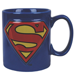 Superman Tasse 3D Logo