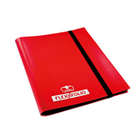 Ultimate Guard 4-Pocket FlexXfolio Rot