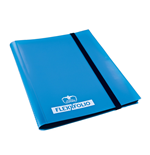 Ultimate Guard 9-Pocket FlexXfolio Blau