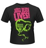 2000AD Judge Death T-Shirt JUDGE DEATH LIVES!