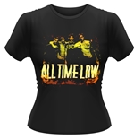 Shirts All Time Low - Metal Finger