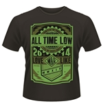 Shirts All Time Low  118993