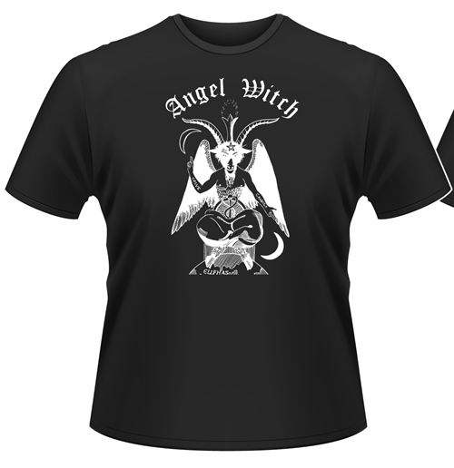Angel Witch T-Shirt BAPHOMET