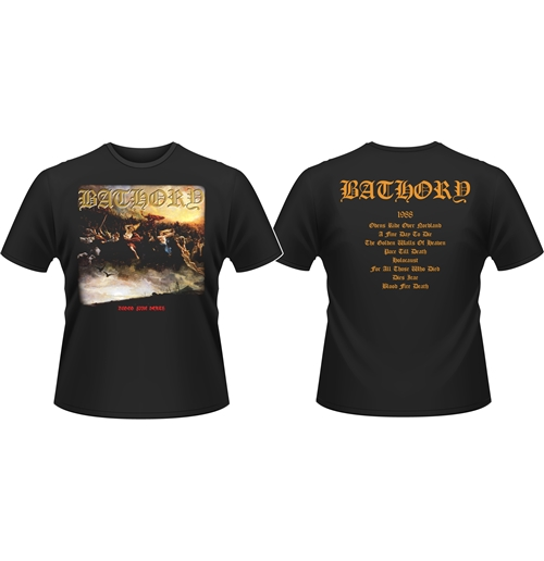 T-Shirt Bathory