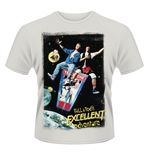 T-Shirt Bill & Ted's Excellent Adventure Poster