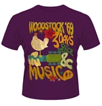 Shirts Woodstock 119383