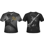 T-Shirt Thin Lizzy shirt Thin Lizzy Phil Lynott Live (all Over PRINT)