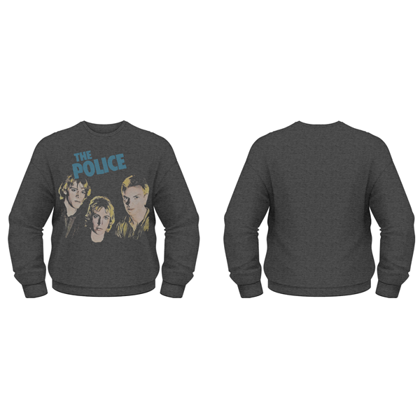 Sweatshirt The Police Outlandos D'AMOUR