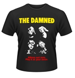 T-Shirt The Damned Your Sister