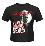 T-Shirt The Damned 9 Channel 7 9Plan 9)