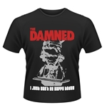 T-Shirt The Damned - I Just CAN'T Be Happy Today