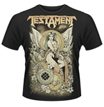 T-Shirt Testament Maiden