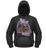 "Sweatshirt Deep Purple ""Black Night Japan"""