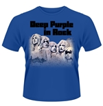 T-Shirt Purple T-shirt In Rock