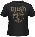 Shirts Rush  Metallic Starman