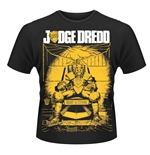Shirts Judge Dredd 120487