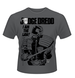T-Shirt Judge Dredd I AM The Law 3