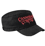 Kappen Cannibal Corpse Logo Army