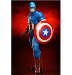 Marvel Comics ARTFX+ Statue 1/10 Captain America (Avengers Now) 19 cm