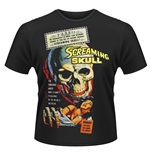 Shirts The Screaming Skull  121172