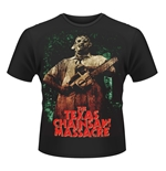 "Plan 9 - ""The Texas Chainsaw Massacre"" T-Shirt, des Films Leatherface 3"