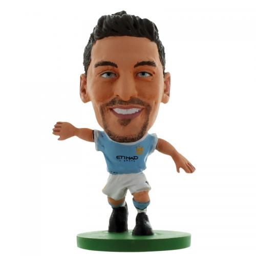 Actionfiguren Manchester City FC 121364