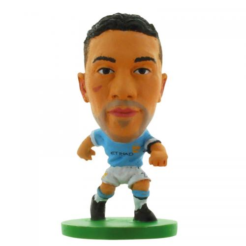 Actionfiguren Manchester City FC 121366