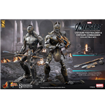 The Avengers Movie Masterpiece Actionfiguren Doppelpack 1/6 Chitauri Commander & Footsoldier 30 cm