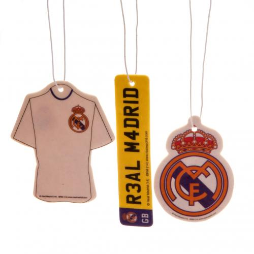 Air Freshener Real Madrid 121446