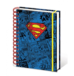 DC Comics Notizbuch A5 Superman
