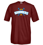 T-Shirt Hammers Supporters
