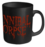 Tasse Cannibal Corpse Dripping Logo