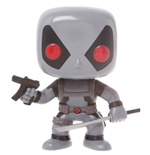 Marvel Comics POP! Vinyl Wackelkopf-Figur Deadpool X-Force 10 cm