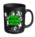 Tasse Die Nacht der lebenden Toten -Night of the Living Dead
