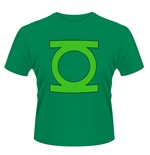 T-Shirt Dc Originals - Green Lantern Logo
