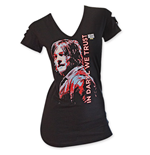 T-Shirt  The Walking Dead  für Frauen