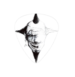 "Fender ""Heavy"" Guitar Pick - THE FRENCH MIST"