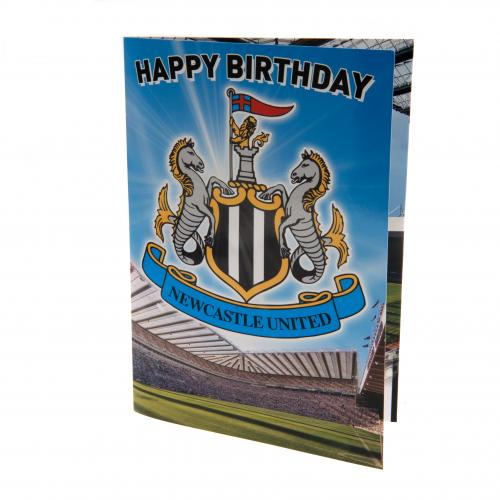 Grußkarte Newcastle United  123408
