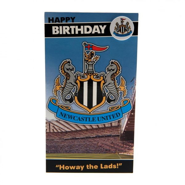 Grußkarte Newcastle United  123414