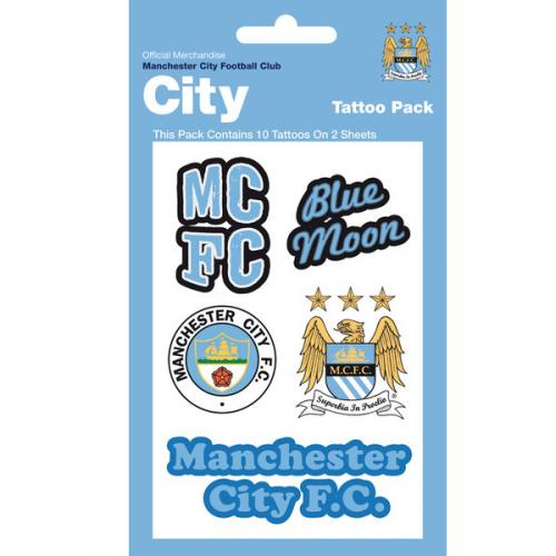 Tattoo Manchester City FC 123452