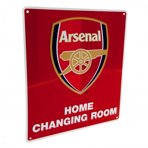 Schilder Arsenal F.C. Home Changing Room Sign