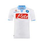 Trikot Napoles 2014-2015 Authentic Third für Kinder