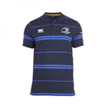 Polohemd Leinster 2014-2015 Rugby Stripe