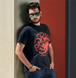 T-Shirt Game of Thrones 124268