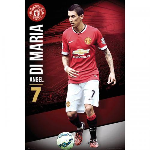 Poster Manchester United FC 124397