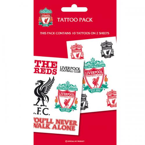 Tattoo Liverpool FC 124413