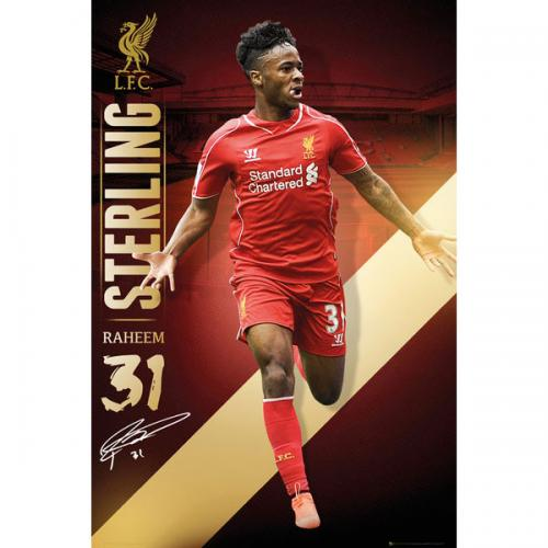 Poster Liverpool FC 124415