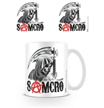 Sons of Anarchy Tasse Samcro Reaper