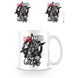Sons of Anarchy Tasse Tall Reaper